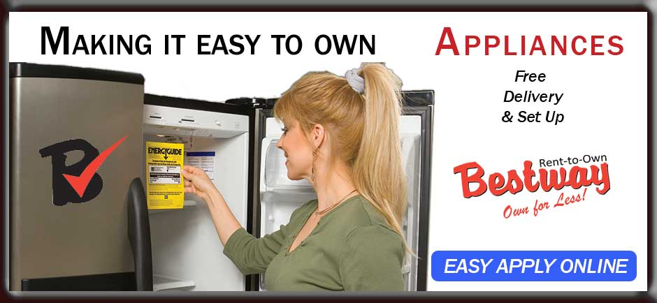 Appliances Rent To Own Niagara Ontario